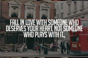 ... in love Picture Quotes , Heart Picture Quotes , Love Picture Quotes