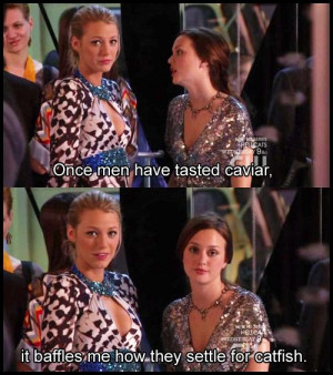 Blair waldorf- gossip girl quotes
