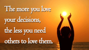 Quotes About Decision Making in Life
