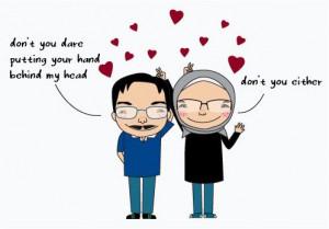 me and husband