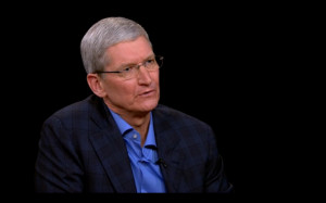 Apple CEO Tim Cook To Charlie Rose: 'We Screwed Up On Apple Maps'