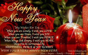 Happy New Year 2013 Wishes, Wallpapers, Greetings, Messages, SMS ...