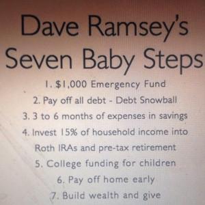 Dave Ramsey's Financial Money Makeover Part 3: Divine Intervention ...