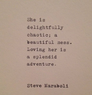 ... Scott Fitzgerald Love Quotes, Beautiful Mess, Delight Chaotic