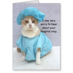 Funny Get Well Cards by