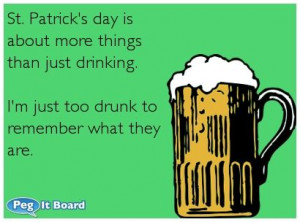 st patrick s day quote quotes ecard ecards e cards funny humor ...