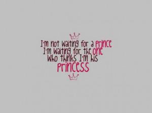 Cute Princess Quotes Princess Quotes