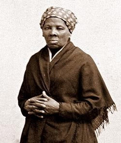 Miss Harriet Tubman 1820-1913 Born into slavery and escaped to ...