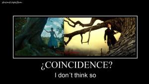 Sleepy Hollow Coincidence