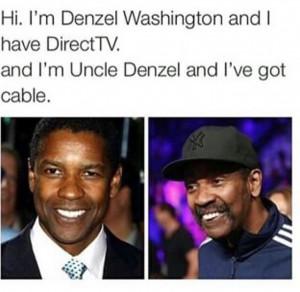 Thread: Uncle Denzel meme