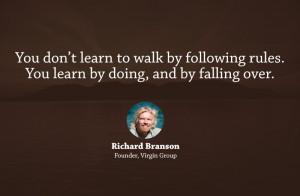 Screw it, lets do it!!! Secrets of Richard Branson