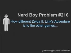 Nerd Boy Problem #216