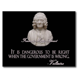 Government / Voltaire