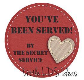little lds ideas sharing time when i serve others i serve god