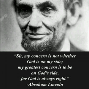 Abraham Lincoln: Abraham Lincoln Quotes, Christian Submissive, Quotes ...