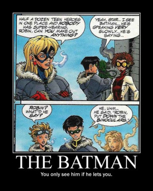 Batman or spiderman?
