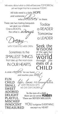 kaiser black quotes rubons - childhood
