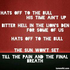 hats off to the bull chevelle more chevelle band lyrics tåśtę life ...