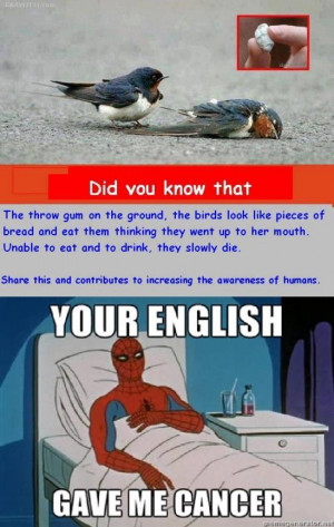 treat for all the Grammar Nazis out there