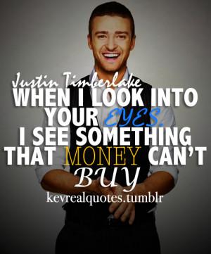 Justin Timberlake Mirrors Quotes