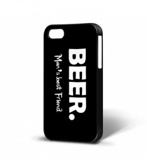 Beer - Mans best friend- iPhone 4