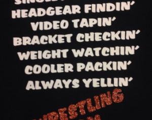 Popular items for wrestling mom