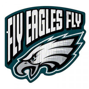 ITS ALL ABOUT EAGLES FOOTBALL BABY