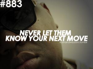 ... quotes biggie smalls biggie smalls quotes never let know move