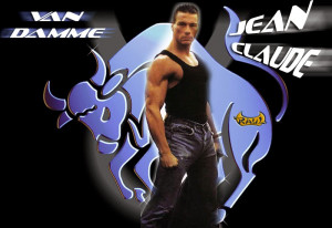 An action hero has to be always in shape mentally and physically ...