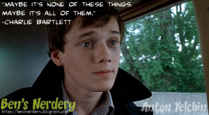 Charlie Bartlett Quotes Plow roads with a sense of