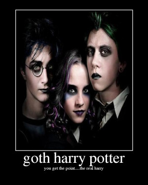 Funny Harry Potter Quotes...