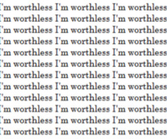 Go Back > Pix For > I Am Worthless Quotes