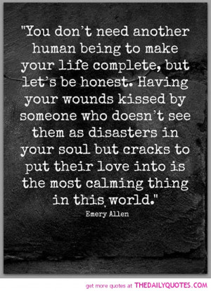 dont-need-another-human-make-life-complete-life-quotes-sayings ...