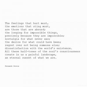 quote lit Fernando Pessoa book of disquiet