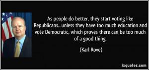 VOTE DEMOCRATIC, NOT DEMOCRAT OR REPUBLICAN!