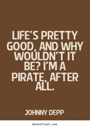 Pirate Quote