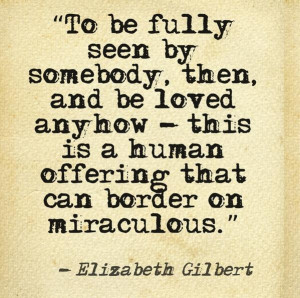 ... Elizabeth Gilbert from 'Committed, A Skeptic Makes Peace with Marriage