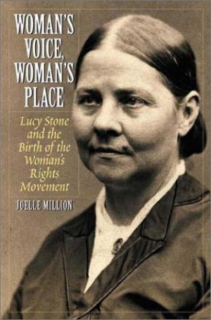 lucy stone quotes