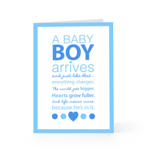New Baby Boy Quotes