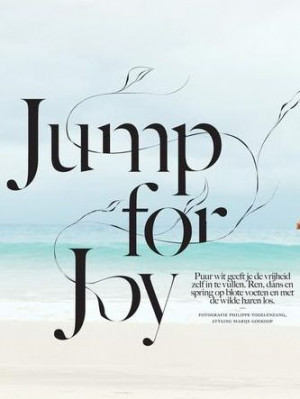 Ymre Stiekema shot by Philippe Vogelenzang for Vogue June 2014 _