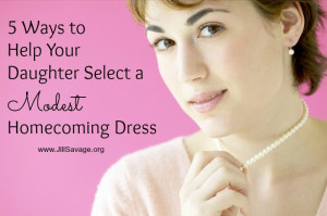 Dress Modestly Quotes