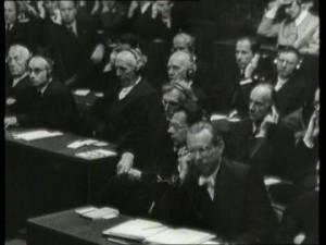 Schacht Hjalmar Nuremberg Trials