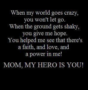 All Graphics » my mom is my hero