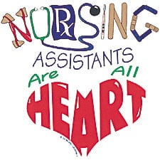 34th annual national nursing assistant week recognizes those nursing ...