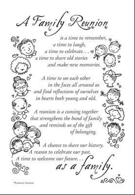 Family Reunion - Verse 114