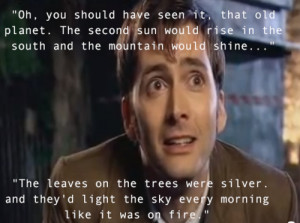 Doctor Who David Tennant Quotes 30+ doctor who quotes david