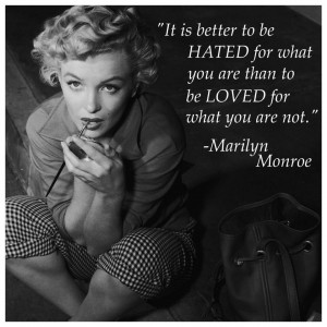 Published May 10, 2014 at 960 × 960 in Love Quotes Marilyn Monroe