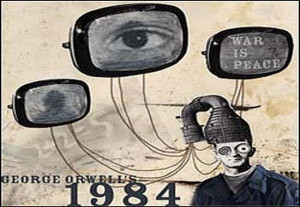 thought police 1984 quotes