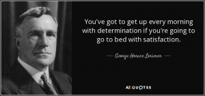 13 Best George Horace Lorimer Quotes   A-Z Quotes