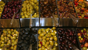 the olive bar & N.T. Wright